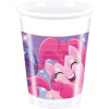 My Little Pony Műanyag pohár 8 db-os 200 ml