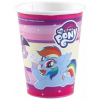 My Little Pony My Little Pony papír pohár 8 db-os 250 ml