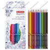 My.pen színesceruza,12 szín, trió, FSC - Herlitz