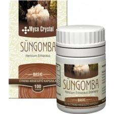 Myco Crystal Süngomba kapszula 100 db gyógyhatású készítmény