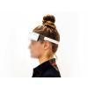 MyScreen Protector Higiéniai arcvédő plexi pajzs szivacsos homlokpánttal - FFS Garden Protector - átlátszó