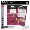 MyScreenProtector Lenovo Vibe S1 Lite MYSCREEN CRYSTAL EasyCLEAN kijelzővédő fólia (1 db)
