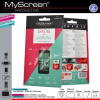 MyScreenProtector LG Optimus L9 II D605 MYSCREEN kijelzővédő fólia (2 db)