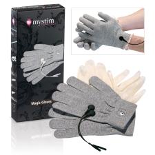 mystim Magic Gloves - elektro kesztyű (1pár) izgatók, stimulálók