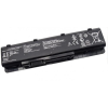 N45JC Series 4400 mAh 6 cella fekete notebook/laptop akku/akkumulátor utángyártott
