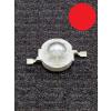 N/A 1W Power LED Piros 60 Lumen 620-630NM