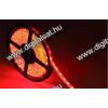 N/A 3528 Piros LED szalag 60 LED/m IP44