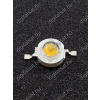 N/A 3W Power LED 4000K 220 Lumen semleges fehér 2 év garancia