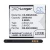 N/A Samsung Galaxy J3 (2016) 2600 mAh LI-ION utángyártott akkumulátor (EB-BG530BBE kompatibilis)