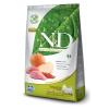 N&D Dog Grain Free Vaddisznó & Alma Adult Mini 7kg