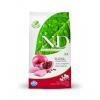 N&D Dog Grain Free csirke&gránátalma adult medium 2,5kg