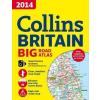 Nagy-Britannia atlasz (Big Road) 2014 - Collins