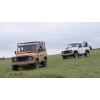 NagyNap.hu - Életre szóló élmények Land Rover Defender Off-Road Terepjáró Vezetés és Túra