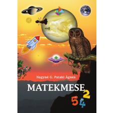 Nagyné G. Pataki Ágnes Matekmese gyermek- és ifjúsági könyv
