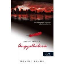 Nalini Singh Angyalháború (Angyali vadász 6.) irodalom
