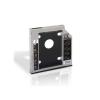 "NANOCABLE 2-Disc Metal Adapter (3.5 ""/ 8.89 cm) NANOCABLE 10.99.0102"