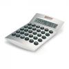 Napelemes számológép, matt ezüst