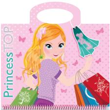 Napraforgó 2005 - PRINCESS TOP - SHOPPING (PINK) gyermek- és ifjúsági könyv
