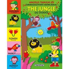 Napraforgó Kiadó - THE JUNGLE - ANGOLUL TANULNI JÓ! gyermek- és ifjúsági könyv