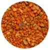 Narancssárga akvárium aljzatkavics (3-5 mm) 0.75 kg