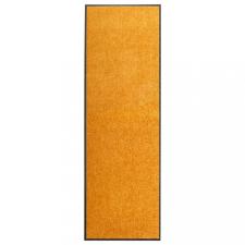 Narancssárga kimosható lábtörlő 60 x 180 cm lakástextília