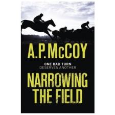 Narrowing the Field – A. P. McCoy idegen nyelvű könyv