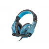 Natec Fury Gaming Headset HELLCAT with microphone; LED; 2 x Mini Jack 3;5mm