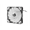 Natec Genesis Fan CPU HYDRION 120 WHITE; LED; 120MM