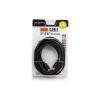 Natec HDMI (V1.4) apa/apa kábel aranyozott végződéssel 4.5m  bliszter