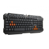 Natec Keyboard GENESIS R33 GAMING Black USB