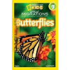 National Geo Kids: Great Migrations - Butterflies (Level 3)