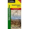 NATIONAL GEOGRAPHIC Grand Canyon térkép - National Geographic