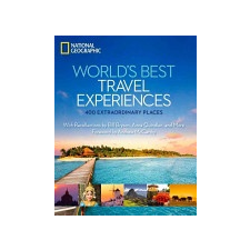 NATIONAL GEOGRAPHIC Worlds Best Travel Experiences idegen nyelvű könyv