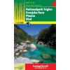 Nationalpark Triglav-Kranjska Gora-Planica-Bled turistatérkép - f&b WK 5141