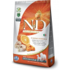 Natural & Delicious; Farmina N&D Dog Grain Free tőkehal&narancs sütőtökkel adult medium/maxi 2.5kg