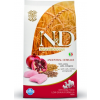 Natural & Delicious; Farmina N&D Low Grain Csirke+Gránátalma 2,5kg