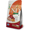 Natural & Delicious N&D Grain Free Cat Pumkin ivartalanított Fürj 300g