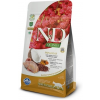 Natural & Delicious N&D Grain Free Cat Quinoa bőr & szőr fürj 300g