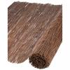 NATURE 10 mm vastag kerti fűzfa válaszfal 1 x 3 m