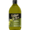 Nature Box sampon, Olíva hosszú hajra, 385 ml