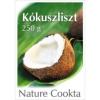 Nature Cookta Kókuszliszt (pellet) 250 g, Nature Cookta