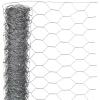 NATURE hatszögletű horganyzott acél drótháló 1 x 10 m 40 mm