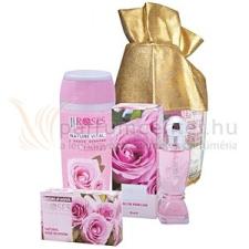 Nature of Agiva Roses Szett 65+250+75 kozmetikai ajándékcsomag