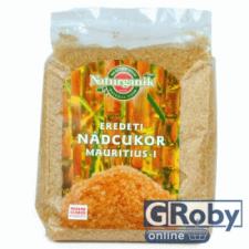 Naturganik Eredeti Mauritius-i nádcukor 500 g alapvető élelmiszer