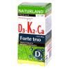 Naturland d3+k2+kálcium forte trió tabl. 30 db