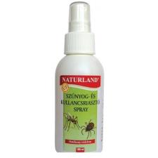 Naturland Szúnyog- és kullancsriasztó spray 100ml riasztószer