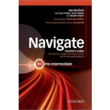 Navigate Pre-intermediate B1 – S. Mansfield idegen nyelvű könyv