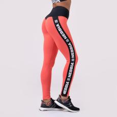 NEBBIA Fitness Leggings POWER YOUR HERO 531 peach L