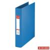 """Nebuló """"Gyűrűs könyv, 2 gyűrű, 42 mm, A5, PP, ESSELTE """"""""Standard"""""""", Vivida kék"""""""