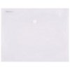 Nebuló Irattartó tasak, 240x186x0,18, A5, PP, patentos, DONAU, áttetsző